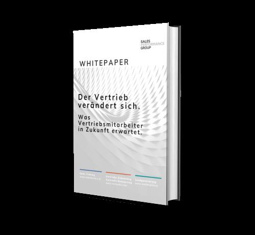 Whitepaper Veränderungen im Vertrieb